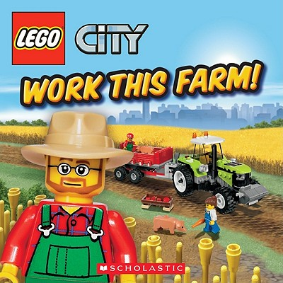 Work This Farm! By Steele, Michael Anthony